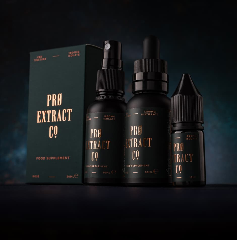CBD Oil by Pro Extract Co.